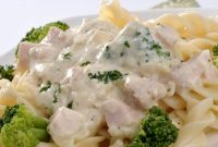 Resep Pasta Cheese Brokoli